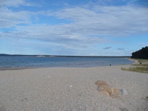 Platte River Point, Sleeping Bear Dunes National Lakeshore, Michigan