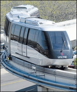 The Clarion Peoplemover