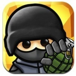 Fragger Desert Strike DS Game App For iPhone - Solutions, Level Walkthroughs, Tips, Cheats
