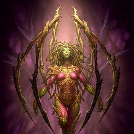 Can you defeat the Queen of Blades?