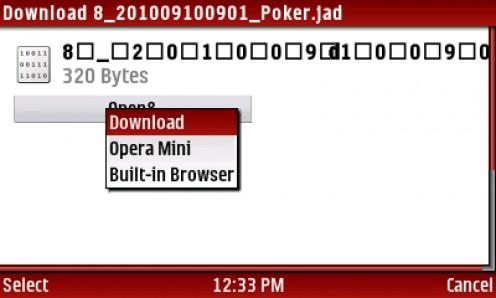 5) CLICK Download