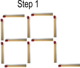 Move the bottom match to the right