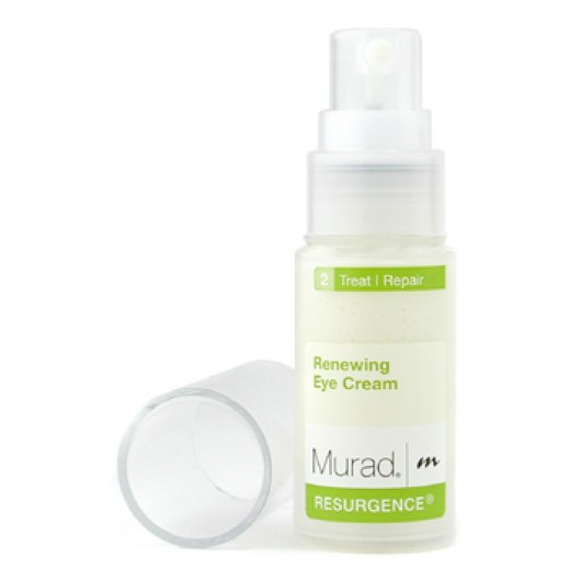 Murad eye cream Firms and restores the delicate eye area by diminishing undereye puffiness and dark circles.