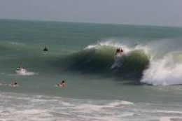 SEBASTIAN INLET PROVIDES POSSIBLE THE BEST SURFING CONDITIONS IN ALL OF FLORIDA!