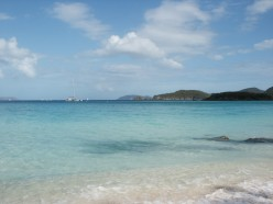 Caribbean waters....always lovely!