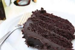 Great Grandma G's Chocolate Cake