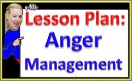 Lesson Plan for teaching Anger Management
