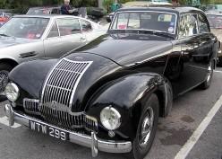 Classic Cars - Allard J2