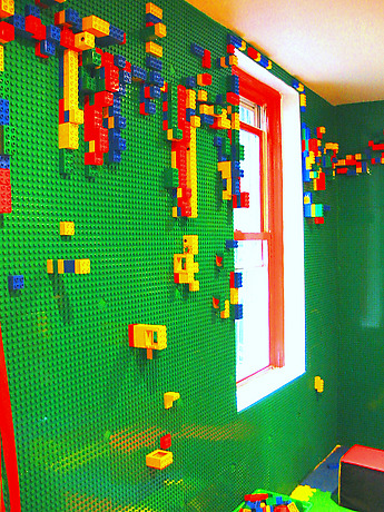 The Ultimate Lego Room.