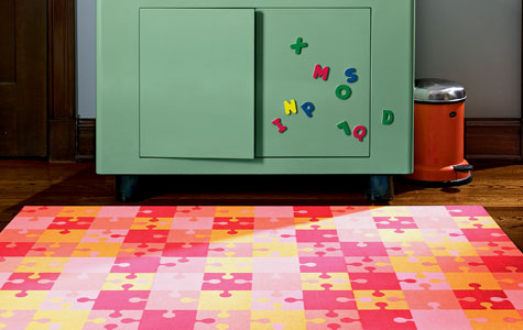 Modular Kids' Carpet