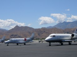 Palm Springs International Airport (PSP) Review, Shuttle, Car Rental