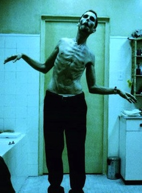 "Christian Bale ""The Machinist"""