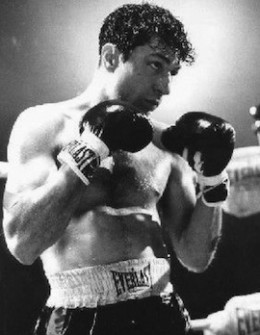 "Robert De Niro ""Raging Bull"""