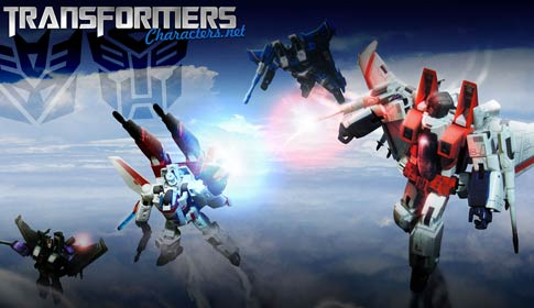 Image courtesy of Transformers Characters.net