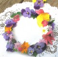 Flower Girl Accessories: Make Her Hair Wreath Yourself & Save