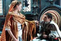 lucilla and commodus