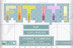 Fit It Game App For iPhone - Tips, Hints, Solutions, Cheats & Level Walkthroughs