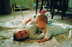 Having Twins - Not Knowing Any Different