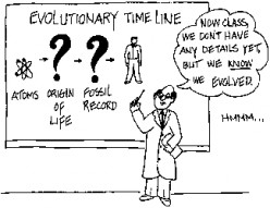 Is Evolution Fact or Fiction?
