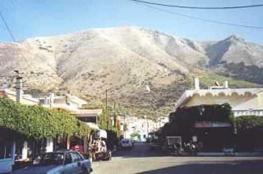 Mountainous Embona