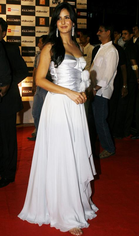 Katrina Kaif, the Hottest Woman in the World for 2008, 2009, and 2010.