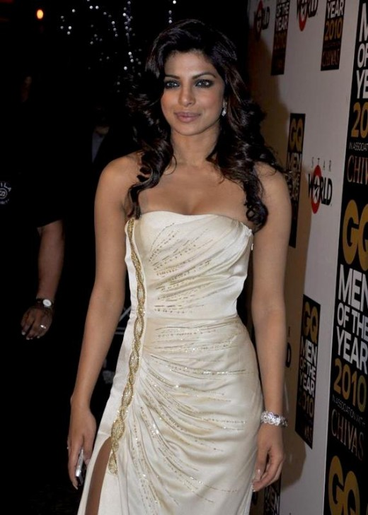 Miss World 2000, Priyanka Chopra.