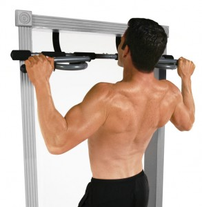 Iron Gym Pullups