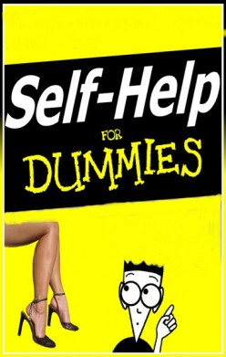 Self-help Satire; How To Kick Your Own Ass