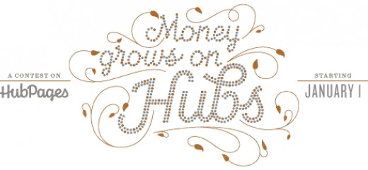 Money grows on Hubs Official Competition logo
