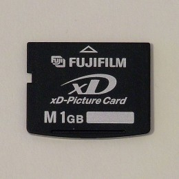 1 GB X-D Picture Card