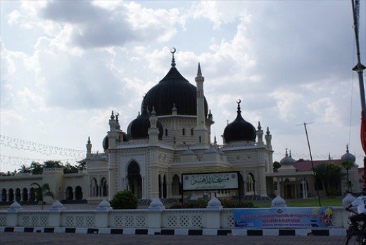 The Zahir Mosque