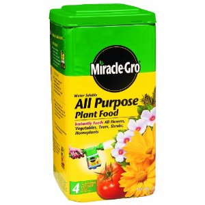 Miracle-Gro 1001232 All Purpose Plant Food - 5 Pound