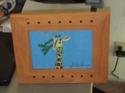 How To Draw A Picture of A Giraffe