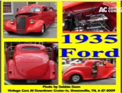Ask DJ Lyons: 1935 Ford