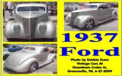 Ask DJ Lyons: 1937 Ford