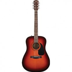 The Fender CD-60 Dreadnought Acoustic Guitar
