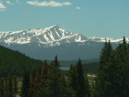 Mt. Elbert: 14,433 feet