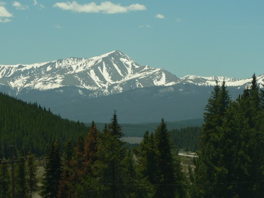 Mt. Elbert: 14,433 feet