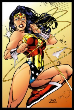Wonder Woman Comes Back To Prime Time Television