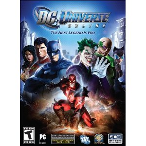 DCUO DC Universe Online game
