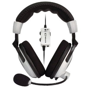 Amplified Stereo Headset