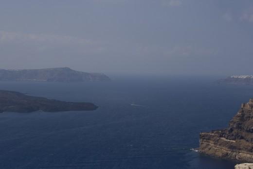 View From Senor Zorba, Greece. Photo by steve.wilde (flickr)