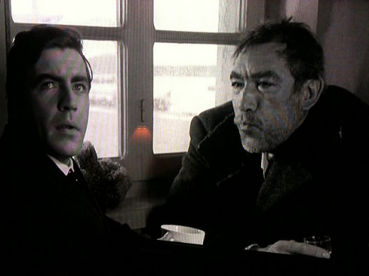 Anthony Quinn portrayed Zorba (the Greek). Photo by psigrist (flickr)