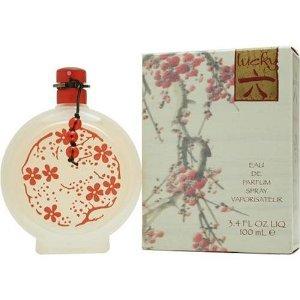 Lucky 6 By Liz Claiborne For Women. Eau De Parfum Spray 3.4 Oz.
