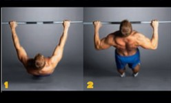 Inverted Rows to Build Your Back Muscles