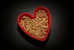 You've seen the Cheerios commercials, but they're absolutely true! Eating Cheerios can be very good for your heart!