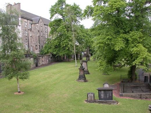 Greyfriar's Cemetery