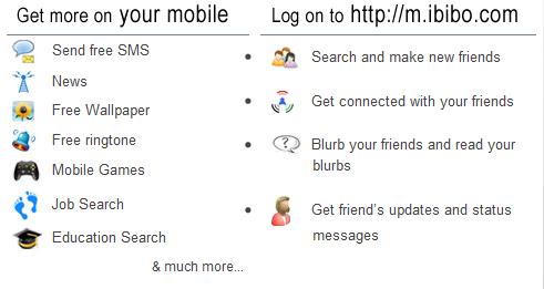 Ibibo for Mobile
