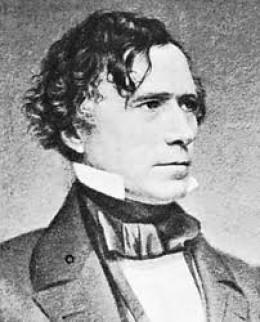 President Franklin Pierce
