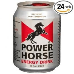 Power Horse Energy Drink, 8.45-Ounce Cans (Pack of 24)
